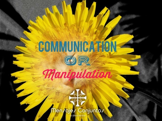 Communication or Manipulation