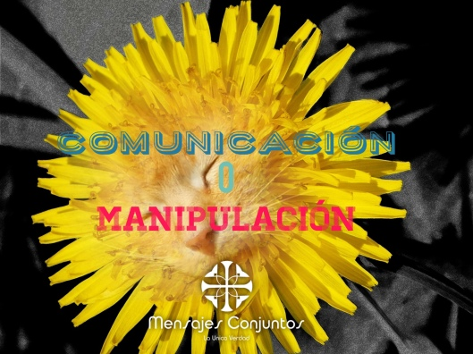 Comunicacion o Manipulacion final