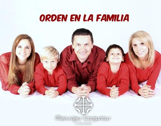 Orden familia
