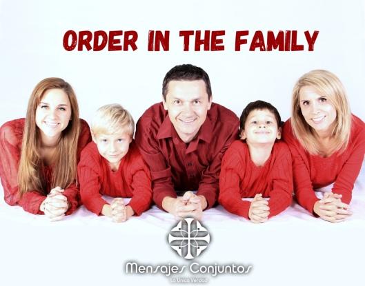 Order Family
