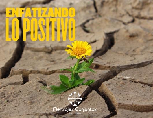 Enfatizando Positivo Final