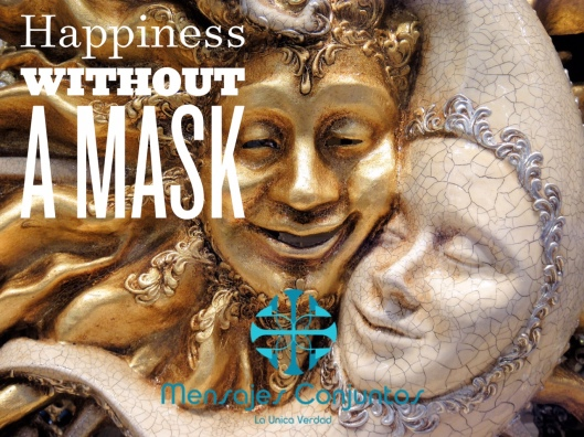 Happiness Without Mask