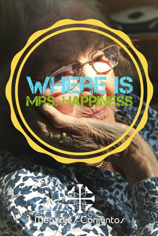 Where is Mrs Happiness 1