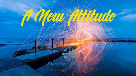A NEw Attitude - C