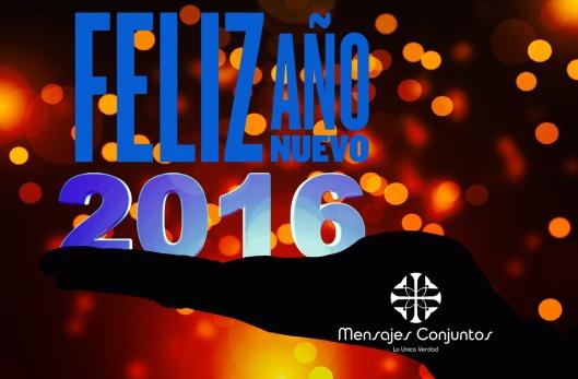 Feliz A-o 2016