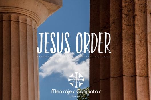 Jesus Order
