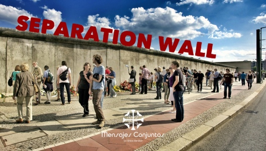 Separation Wall 2