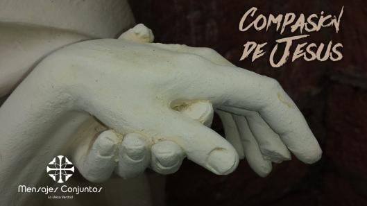 Compasion de Jesus