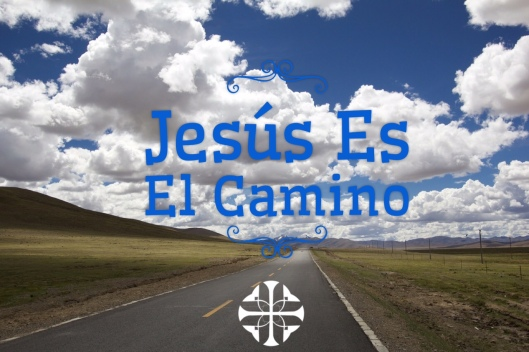 Jesus is the Way Spanish