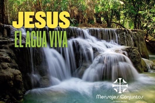Jesus Agua Viva