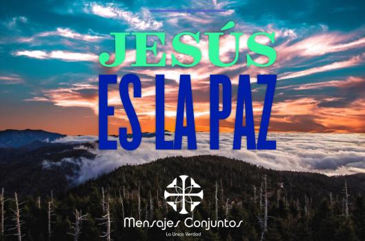 Jesus Es La Paz